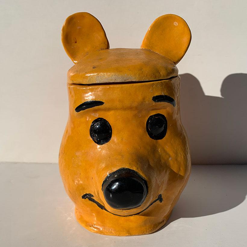 Pooh Jar
