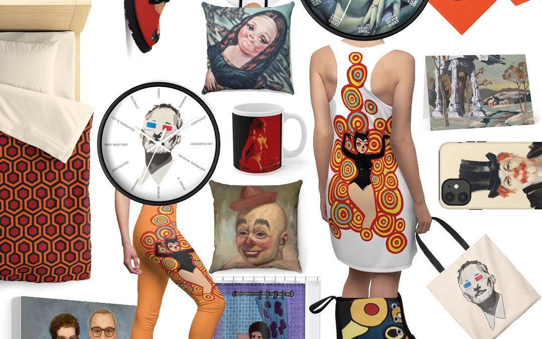 Thrift Store Art – Shop Now Open!